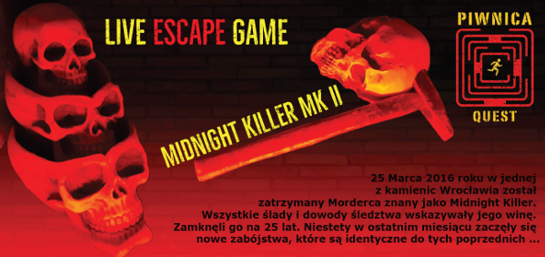Voucher Midnight Killer II